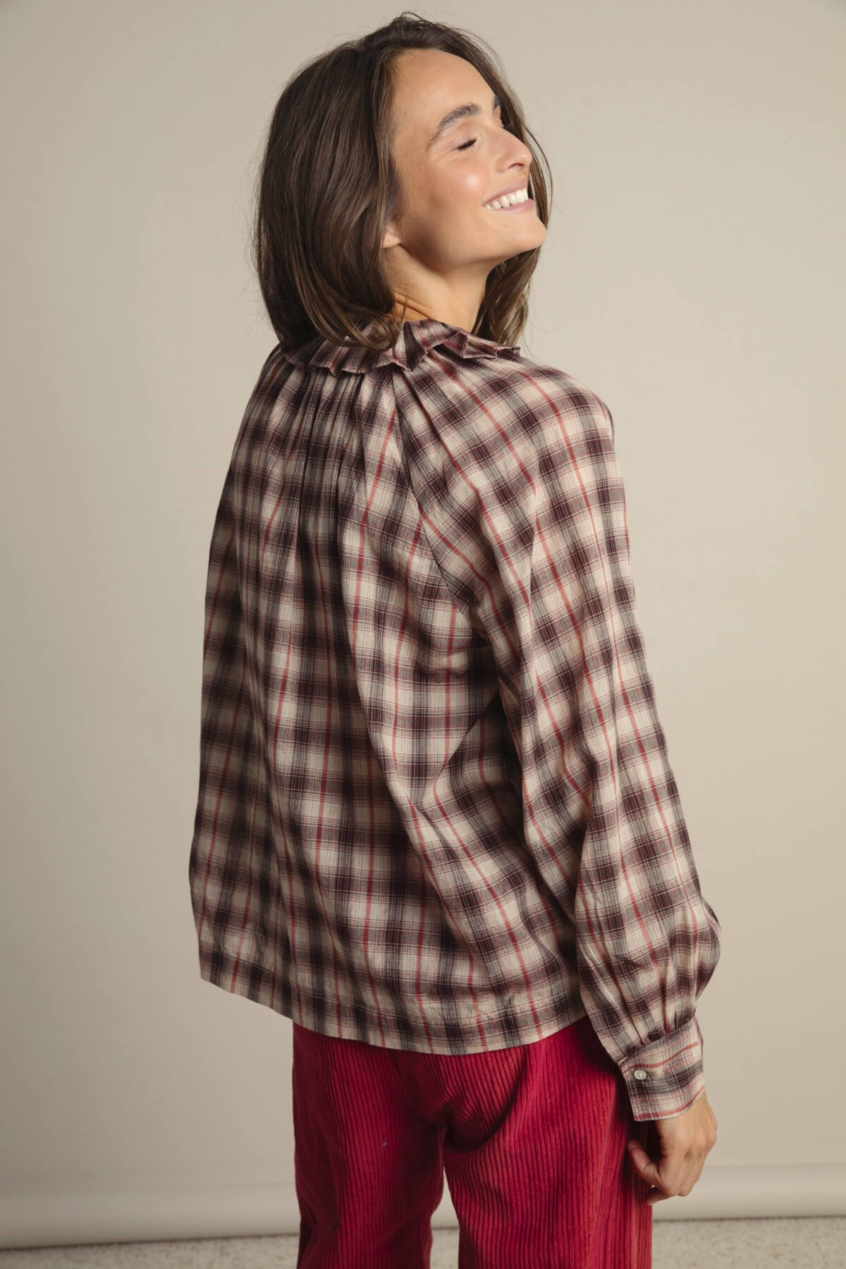 CLAUDY Blouse
