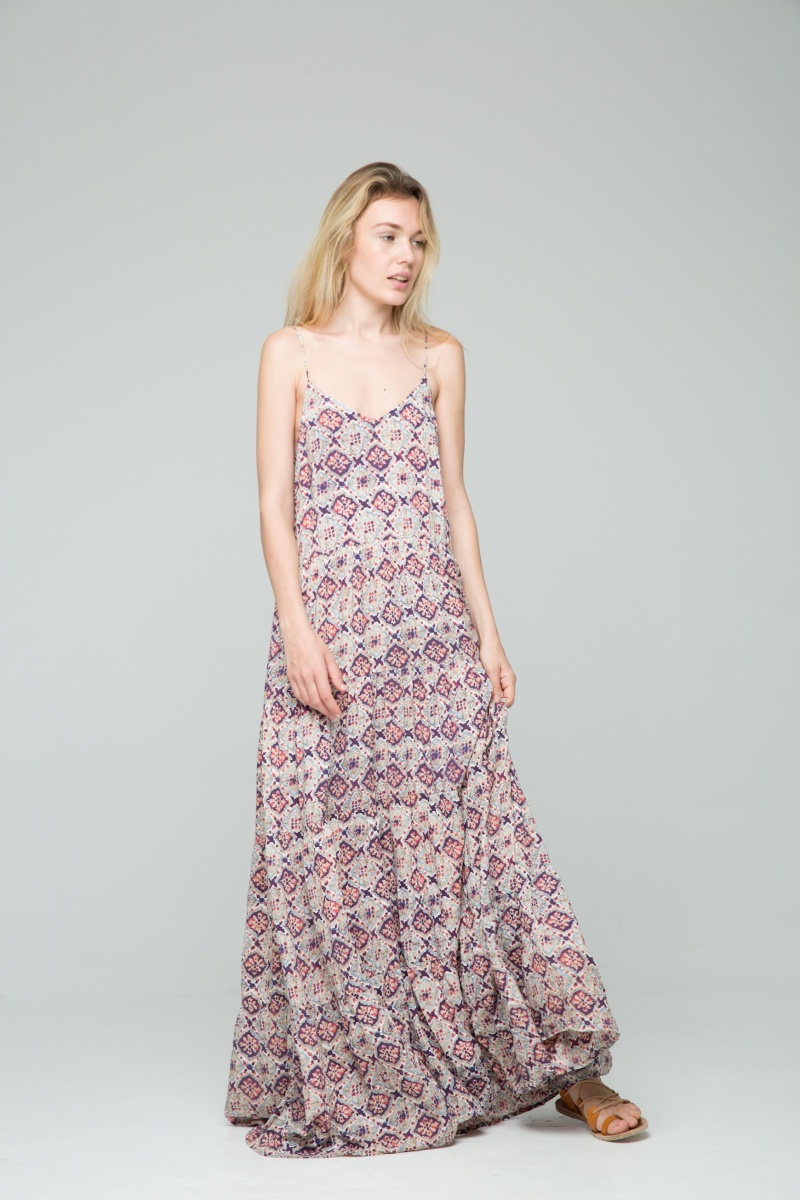 MINORISA LONG DRESS